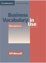Business Vocabulary in Use: Elementary