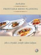 Profitable Menu Planning, 4/E