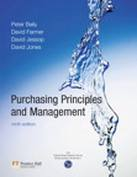 Purchasing, Principles and Management, 9/E