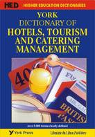York Dictionary of Hotels. tourism & Catering Mgt. (New impression)