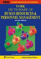 York Dictionary of Human Resources & Personnel Mgt. 2/E (New imperssion