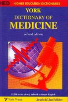 York Dictionary of Medicine (New impression