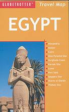 Globetrotter Egypt Travel Map