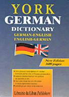 York German Dictionary