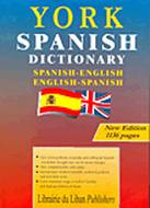 York Spanish Dictionary