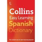 Collins York Easy learning Dictionary Spanish English / English Spanish