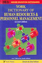 York Dictionary of Human Resources & Personnel Management