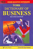 York Dictionary of Business