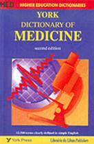 York Dictionary of Medicine