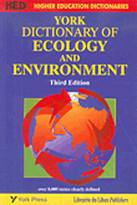 York Dictionary of Ecology & Environment