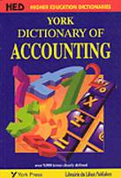 York Dictionary of Accounting
