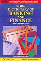 York Dictionary of Banking and Finance