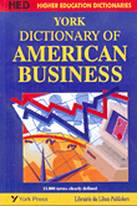 York Dictionary of American Business