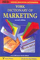 York Dictionary of Marketing