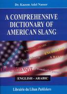 A Comprehensive Dictionary of American slang English - Arabic