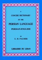 A Concise Dictionary of the Persian Language (Hardback)