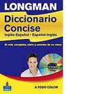 Longman Diccionario Concise Cased and CD-ROM