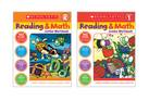 Reading & Math Jumbo Workbooks
