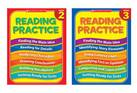 Reading and Writing Practice Workbooks