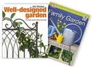Garden design and planning books
