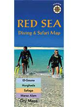 Red Sea Diving- and Safarimap