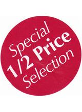 Special 1/2 Price Selection